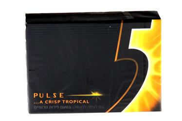 Pulse 5® Tropical Stick Gum