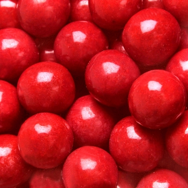 Red Gumballs - Really Cherry