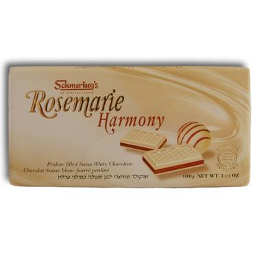 Rosemarie Harmony Milk Chcolate Bar