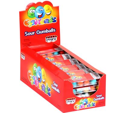 Sour Eggs Bubble Gum