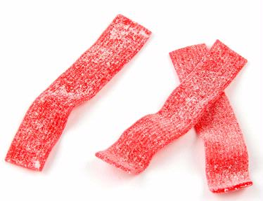 Passover Strawberry Sour Belts