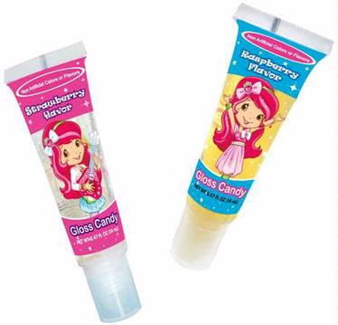 Strawberry Shortcake Gloss Candy