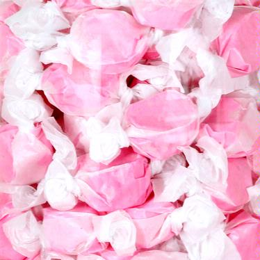 Pink Salt Water Taffy - Strawberry
