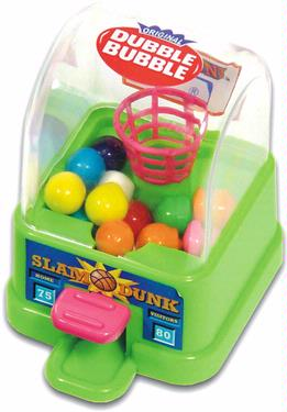 Slam Dunk Basketball Gumball Dispensers