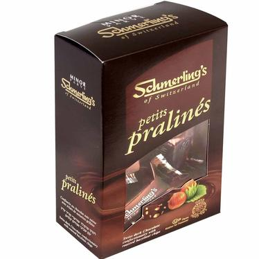 Minor Dark Chocolate Mini Bars Gift Box