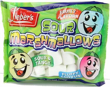Sour & Tangy Marshmallow