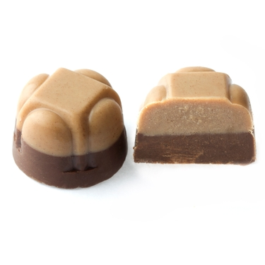 Sugar Free Two Tone Truffles