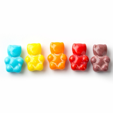 Teddy Bears Pressed Candy