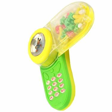 Candy Telephone & Flashlight Toy