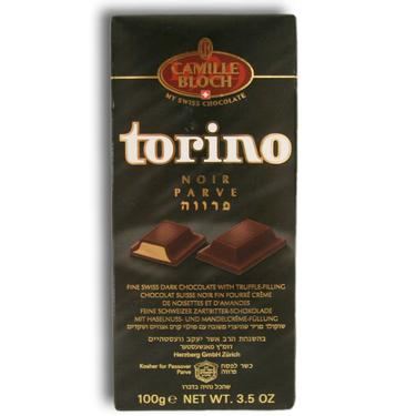 Torino Dark Chocolate Bar