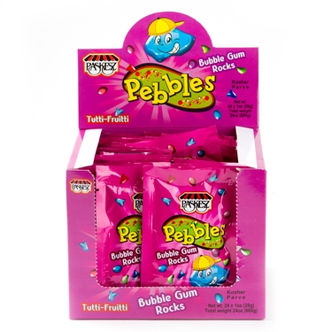 Pebbles Tutti Frutti Bubble Gum Rocks