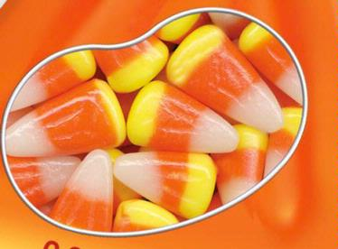 Jelly Belly Candy Corn Tin