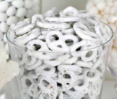 Greek Yogurt Covered Pretzels