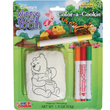 Winnie-the-Pooh Color-A-Cookie