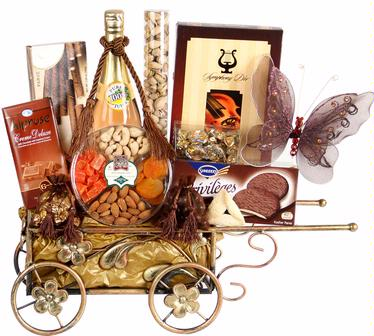Wonder Wagon - Purim Basket