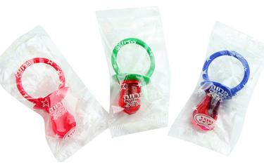 Pacifier Lollipops - Wrapped