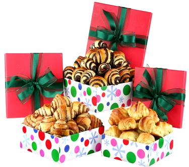 3-Tier Rugelach Gift Box
