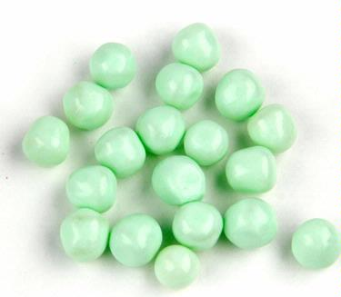 Light Green Fruit Sours Candy Balls - Margarita