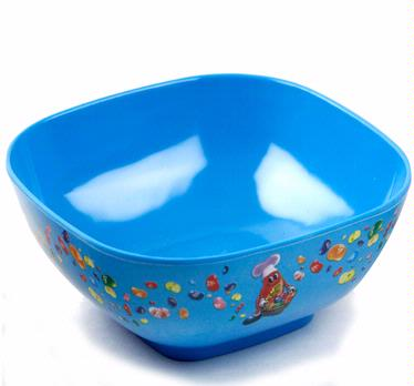 Jelly Belly Green Melamine Candy Bowl