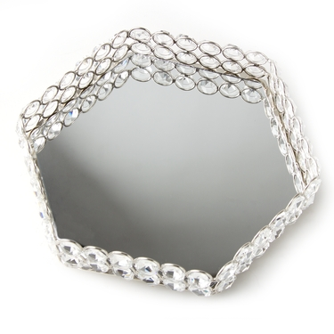 Dazzling Crystal Hexagon Gift