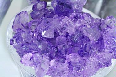 Purple Rock Candy Strings - Grape