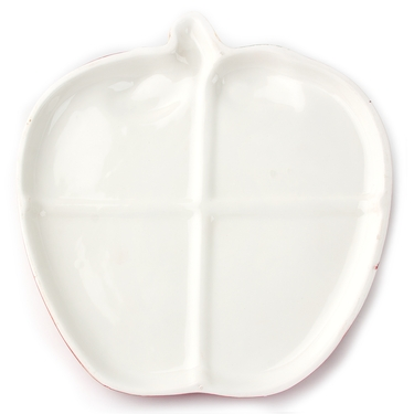 Rosh Hashanah Large Ceramic Apple Dish
