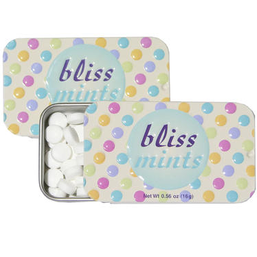 Bliss Mints Tin