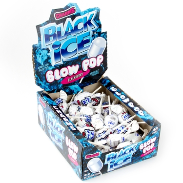 Blow Pop Black Ice