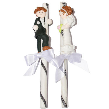 Bride & Groom Candy Climbers