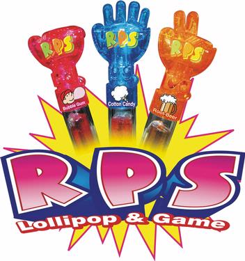 RPS Lollipop & Game - 12CT Box