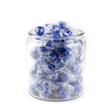 Wrapped Blue Gumballs
