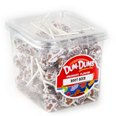 dum dums root beer