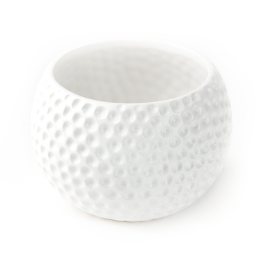 Golf Ball Ceramic Bowl - Bowl Only