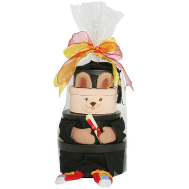 4-Tier Graduation Bear