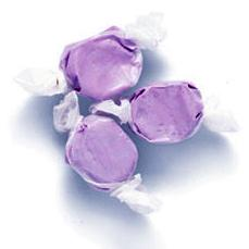Purple Salt Water Taffy - Huckleberry