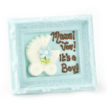 Chocolate Frame - Its a Boy