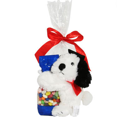 Jolly Graduation Puppy Gift