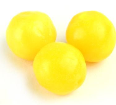 X-Large Bulk Lemonhead Candy Balls - Unwrapped