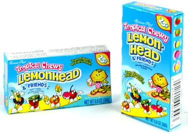 Lemonhead & Friends Mini Candy Balls
