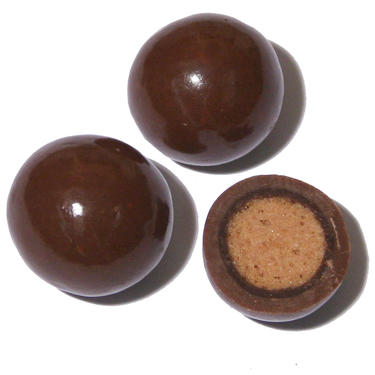 Maple Malted Milk Balls