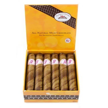 'Its a Girl' Chocolate Cigars