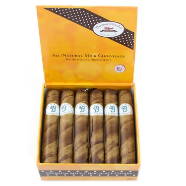 'Its a Boy' Chocolate Cigars
