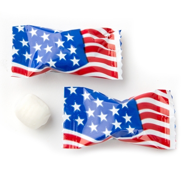 Patriotic Butter Mints