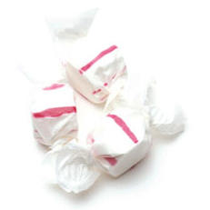 White Salt Water Taffy - Peppermint