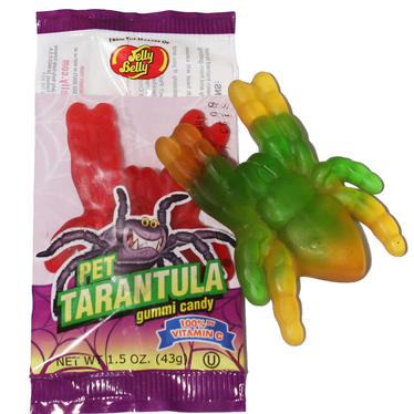 Pet Tarantula Gummy Candy - 24CT Box