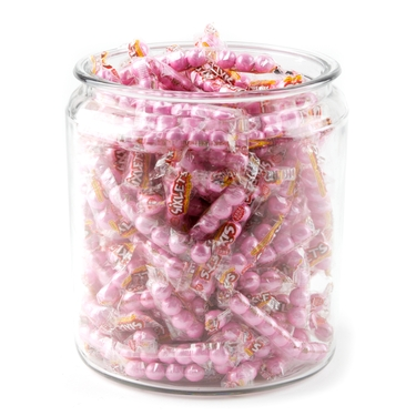 Wrapped Pink Sixlets