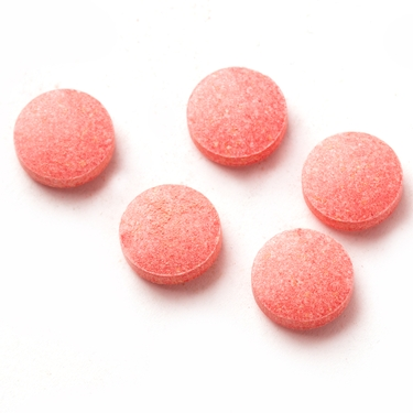 Pink Sweet Tarts Candy Tablets - Sour Wild Cherry