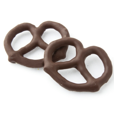 Dark Chocolate Covered Pretzels - 10CT