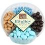 Baby Boy 4-Section Gift Tray