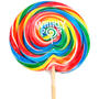 Rainbow Swirl Whirly Pops - 6 oz